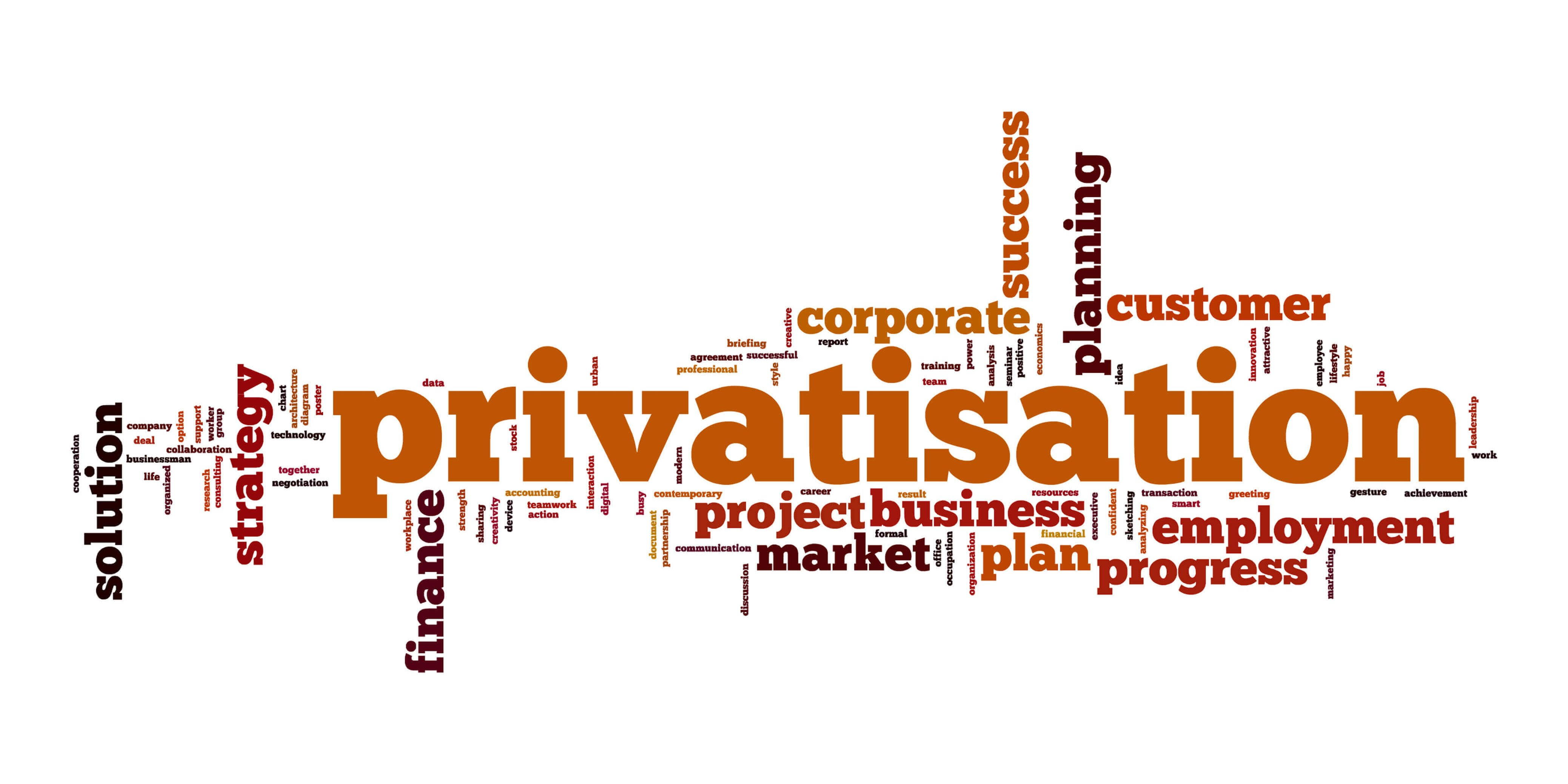 disadvantages of privatization Privatization in the nigerian economy privatization involves the transfer of ownership from the public sector to the private sector  disadvantages of privatization.